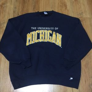 University of Michigan Crewneck